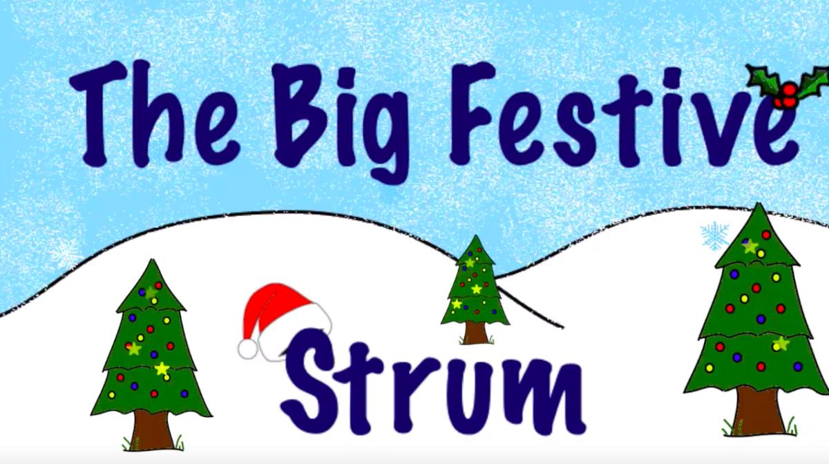 The Big Festive Strum